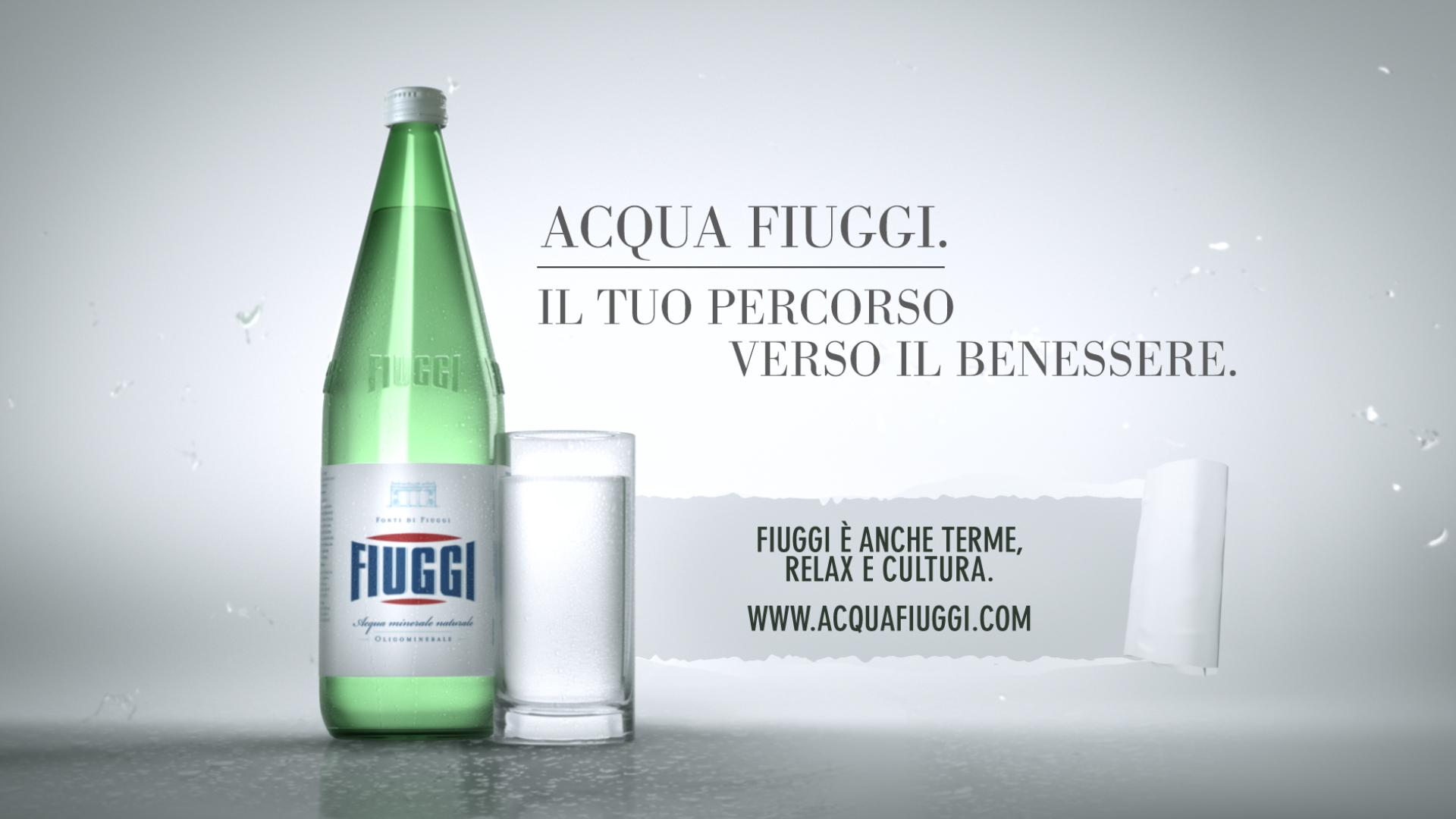 ACQUA FIUGGI – TVC